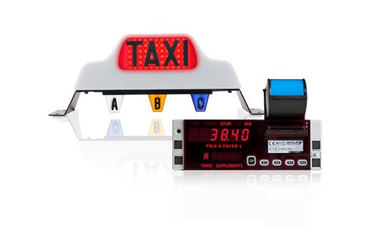 lumineux taxi prix