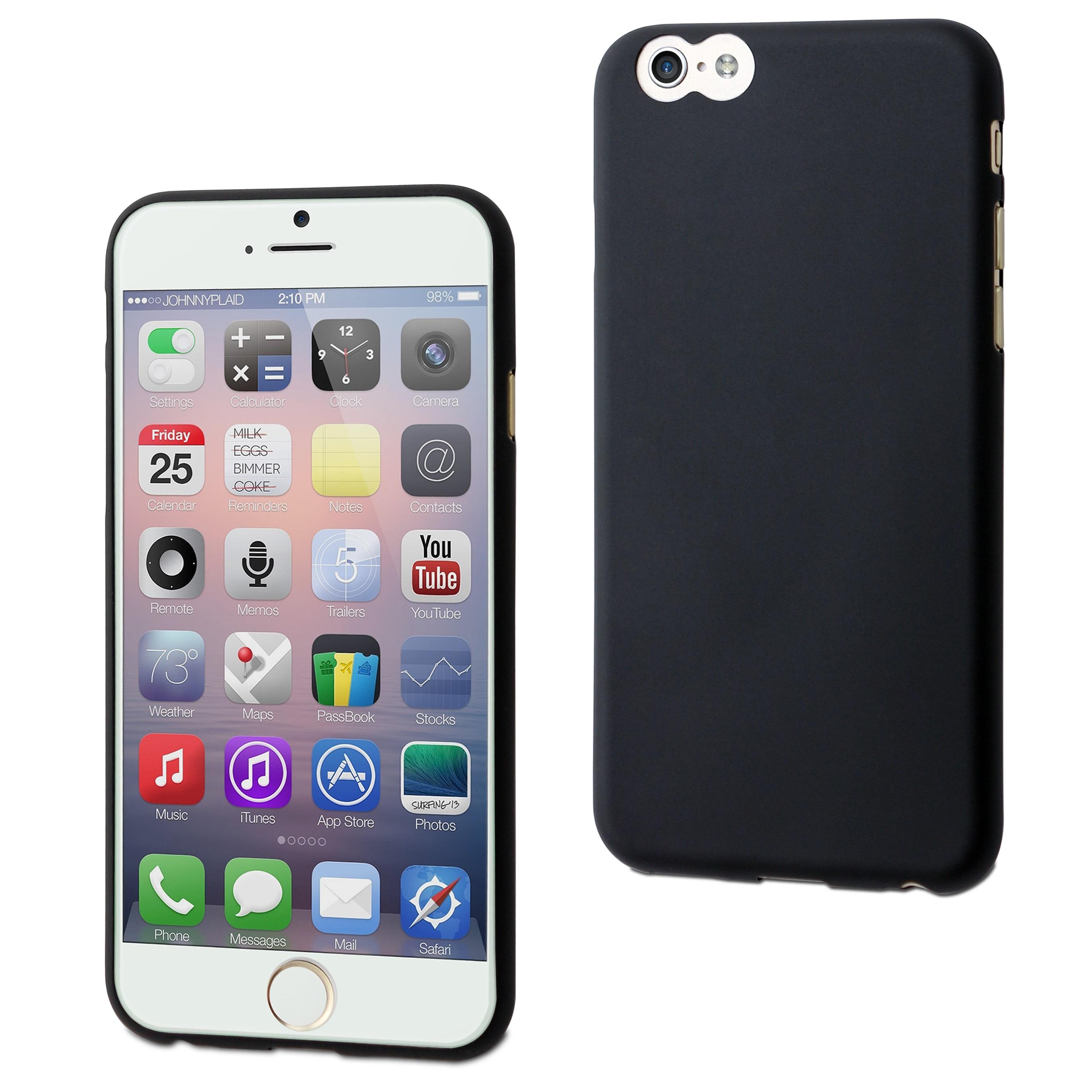 coque thingel noire iphone 6 6s plus muvit 3663111007824 aude telecom narbonne votre. Black Bedroom Furniture Sets. Home Design Ideas