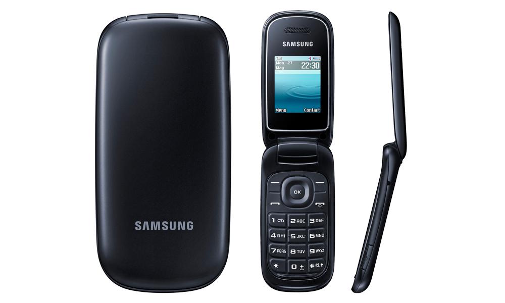 t l phone samsung gt e1270 noir samsung 8806085946675 aude telecom narbonne votre sp cialiste. Black Bedroom Furniture Sets. Home Design Ideas